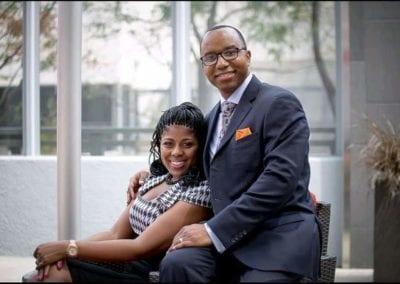 Kevin and Nakia Mack