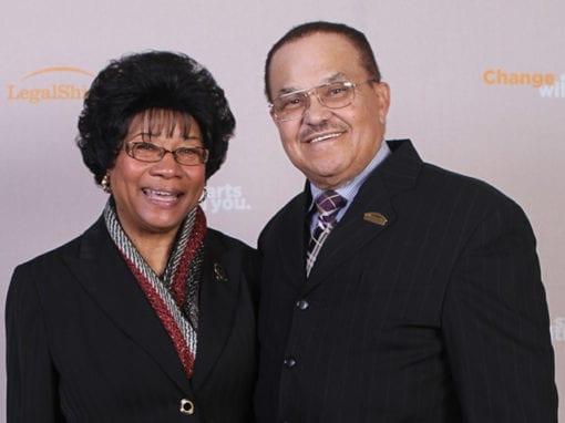 Charles and Patricia Lloyd