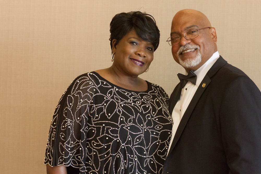 Ken and Ronielda Johnson