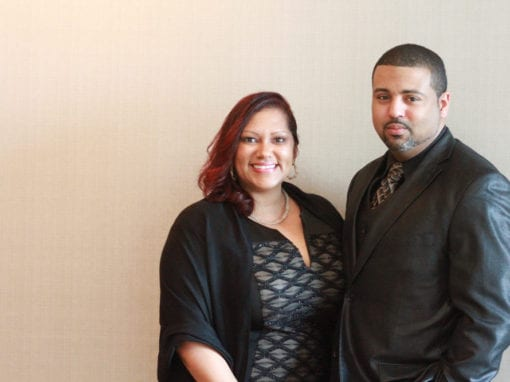 Kenny and Tabatha Spurlock
