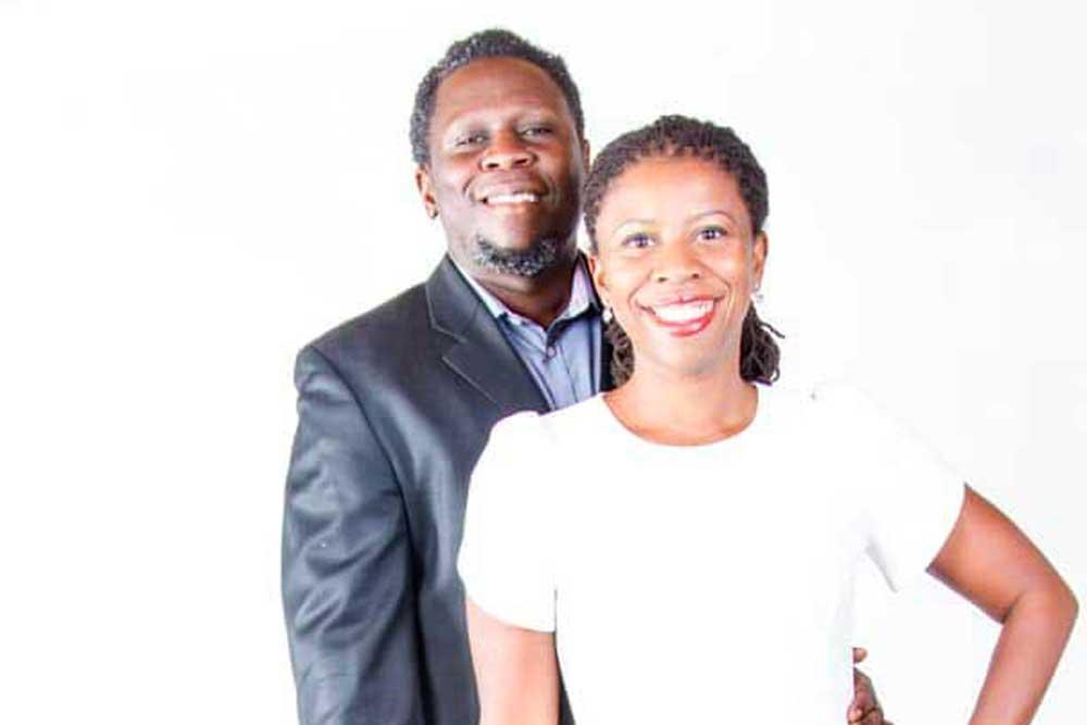 Alex and Jackie Kotei