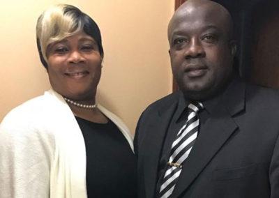 Raymond & Abigail Kotei